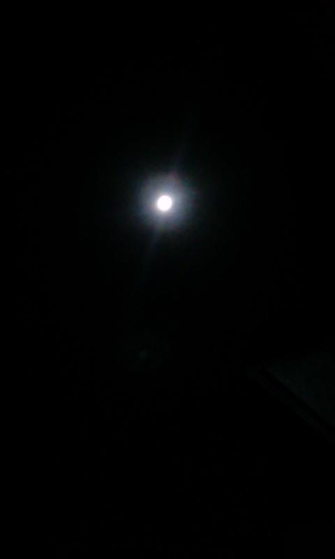 幸運の月〜ブルームーン